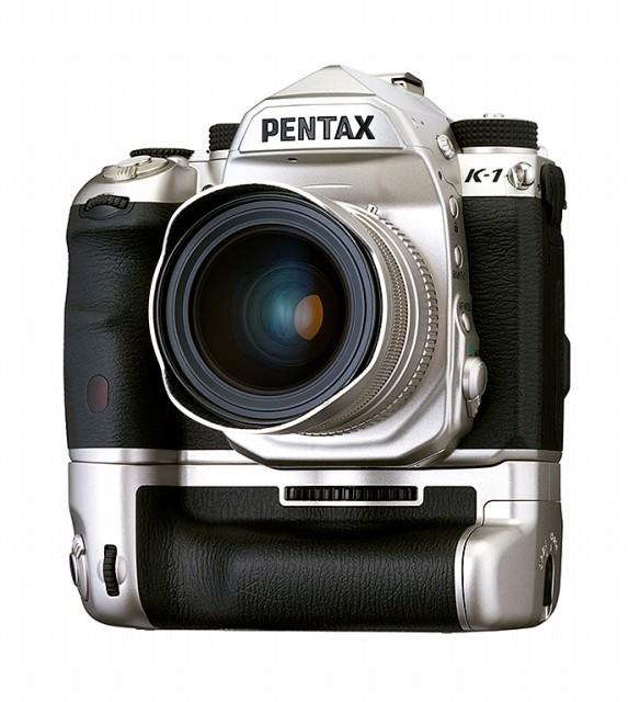 リコー「PENTAX K-1 Limited Silver」