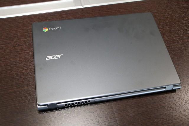 GoogleのChrome OSを搭載するノートPC「Chromebook」