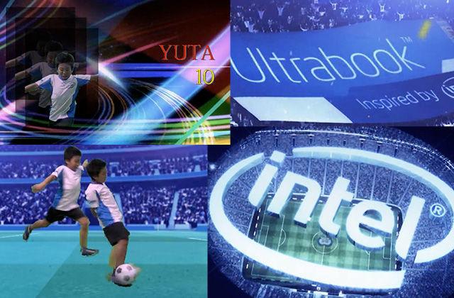 英特尔赞助Kidzania在家享受足球体验