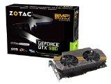 ZOTAC GeForce GTX 980AMP Omega グラフィックスボード VD5511 ZTGTX98-4GD5OMG01