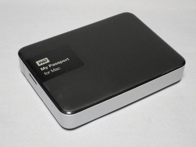 こちらはMacOS X対応の「My Passport for Mac」