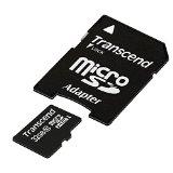 【Amazon.co.jp限定】Transcend microSDHCカード 32GB Class10 (無期限保証) Newニンテンドー3DS 動作確認済み TS32GUSDHC10E (FFP)
