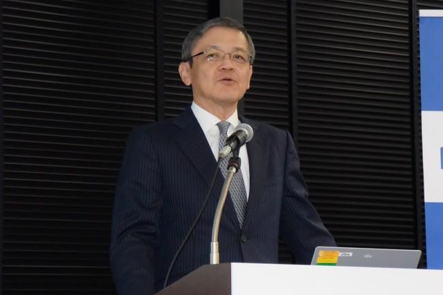 ニフティ株式会社 代表取締役社長 三竹兼司氏