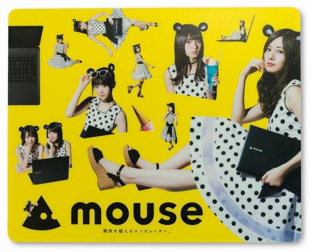 乃木マウス_オリジナルマウスパッド