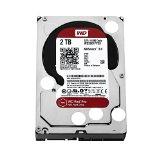 WESTERN DIGITAL WD Red Pro 3.5インチ内蔵HDD 2TB SATA6.0Gb/s 7200rpm 64MB WD2001FFSX