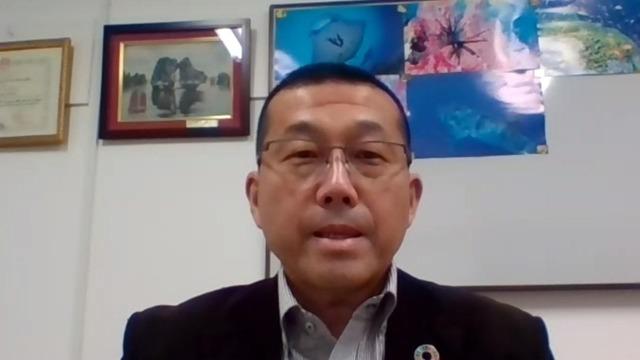 Professor Koji Otsuka, Graduate School of Social Systems Science, Osaka Prefecture University