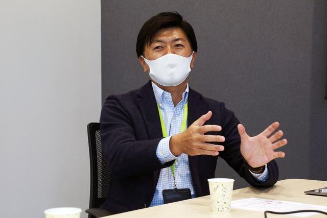 バリューデザイン株式会社常務取締役林秀治氏