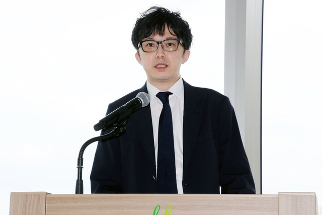 キングソフト株式会社 専務取締役 福田 鋭氏