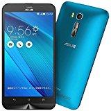 【国内正規品】ASUSTek ZenFone Go (SIMフリー/Android5.1.1 /5.5inch /デュアルmicroSIM /LTE)(2GB/16GB) (ブルー) ZB551KL-BL16