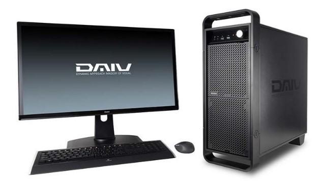 200520_DAIV、最新第10世代インテルコアプロセッサー搭載モデル