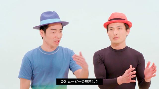 インタビュー動画 抜粋画像