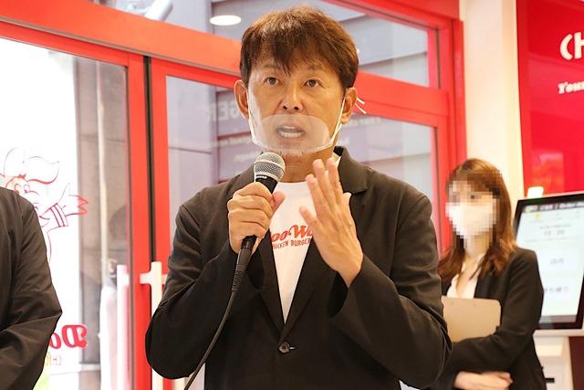 株式会社Dining Innovation Investment ファウンダー 西山 知義氏