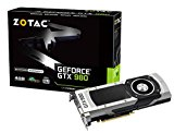 ZOTAC GeForce GTX 980 Reference グラフィックスボード VD5513 ZTGTX98-4GD5REF01