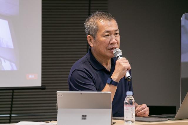 ジャーナリストの佐々木 俊尚氏