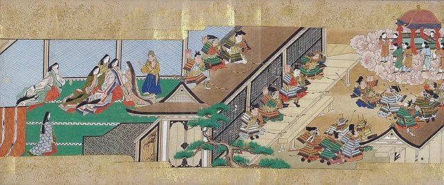 s-001_『竹取物語絵巻』(第三巻)