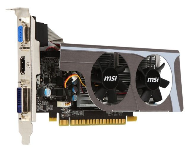 MSIからグラボ3枚 GeForce GTX 680/650、GT630搭載のグラボが発売