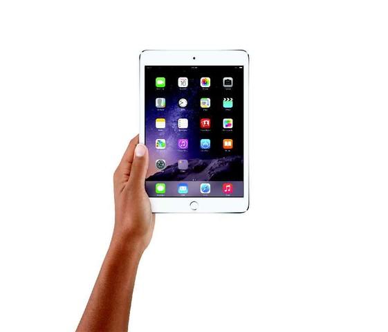 TouchID搭載以外、従来モデルを踏襲するiPad mini 3