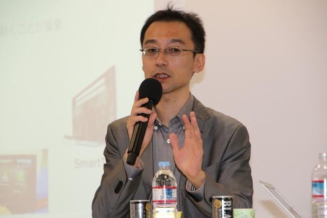 株式会社ニューフォリア 取締役 最高技術責任者(CTO)羽田野太巳氏