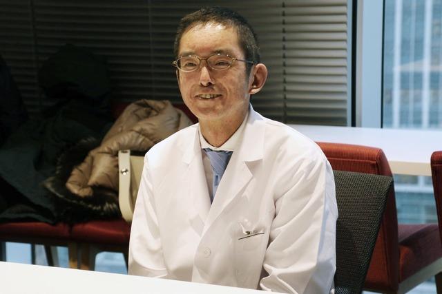 Dクリニック東京 医師  医学博士 小山太郎氏