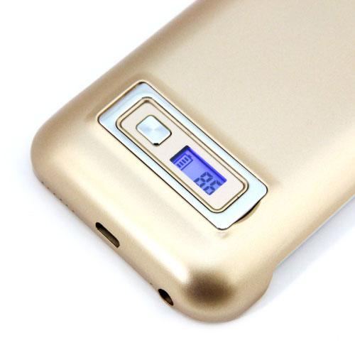 バッテリー残量は一目で把握できるようになっている。