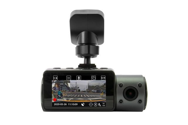 ドライブレコーダー「OWL-DR803FG-3C」02