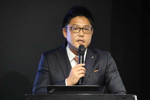 株式会社No.1 上級執行役員 法人事業本部長 桑島恭規氏