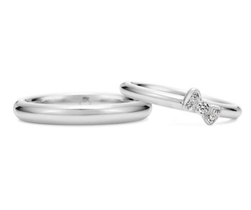 コラボデザイン指輪