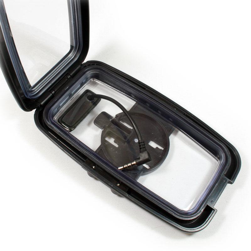 ゲリラ豪雨にも勝てる? iPhoneをマイ自転車に搭載できる強力な防水機能マウント 【イケショップのレア物】