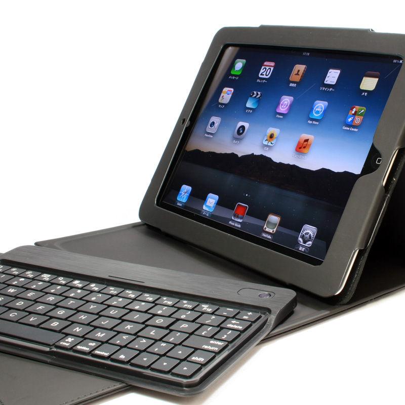 スタンド&カバーにキーボード! iPadを使い倒せるガジェット登場【イケショップのレア物】