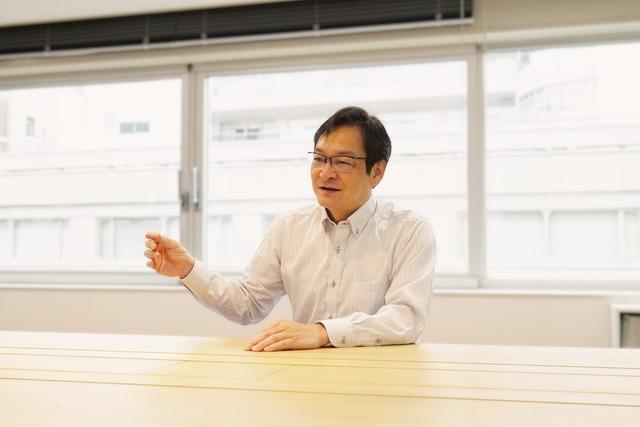 e-Janネットワークス株式会社 代表取締役社長 坂本史郎氏