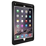 【日本正規代理店品】OtterBox Defender for iPad Air 2 - ディフェンダー BLACK (ブラック/ブラック) 耐衝撃ケース OTB-PD-000011