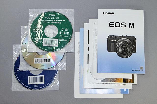 ついに発売!キヤノン、初のミラーレス一眼「EOS M」開封レポ