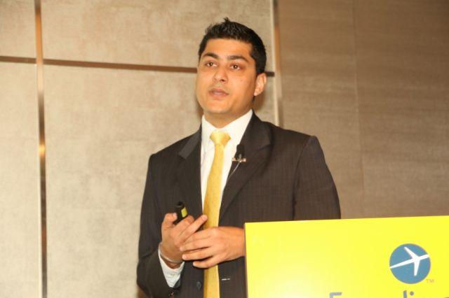 エクスペディア・アジア地域代表取締役Vikram Malhi氏