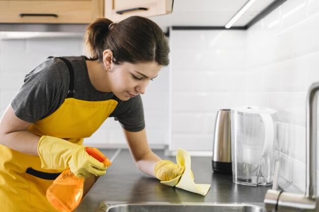 台所を除菌