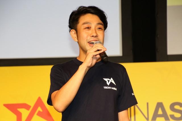 Tech in Asia 日本事務局代表播信太郎氏