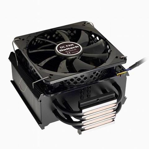 CPUが当たる部分の冷却まで、徹底的にこだわっているのがポイント。