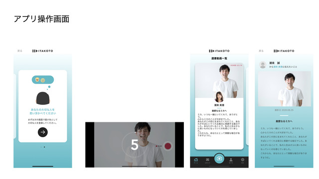 遺書動画サービス「ITAKOTO」02