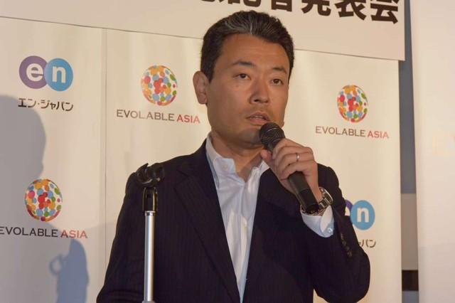 エン・ジャパン株式会社代表取締役社長鈴木孝二氏