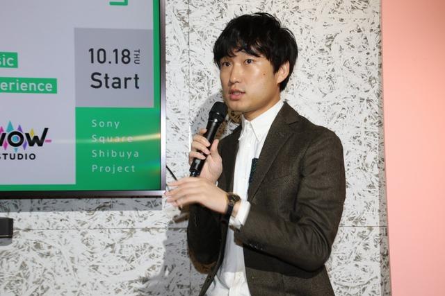 コンテンツを共創するアーティストの蓮沼執太氏