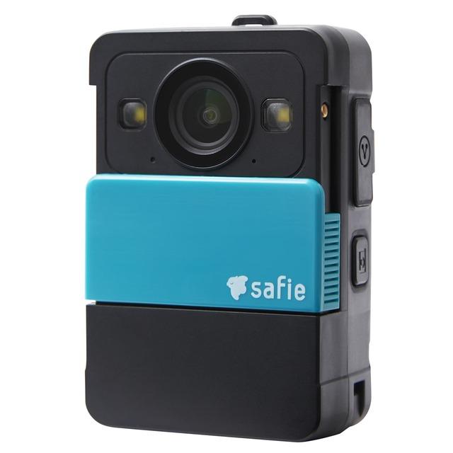 ウェアラブルクラウドカメラ「Safie Pocket2」