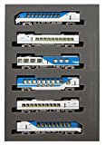 TOMIX Nゲージ 98934 近畿日本鉄道 50000系 (しまかぜ)セット (6両)