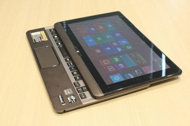 タブレットかつノートなPC Windows 8搭載コンパチノートレビュー特集まとめ