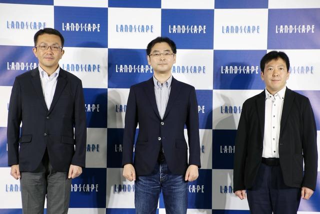 ランドスケイプが「名刺将棋」発表会