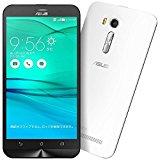 【国内正規品】ASUSTek ZenFone Go (SIMフリー/Android5.1.1 /5.5inch /デュアルmicroSIM /LTE)(2GB/16GB) (ホワイト) ZB551KL-WH16