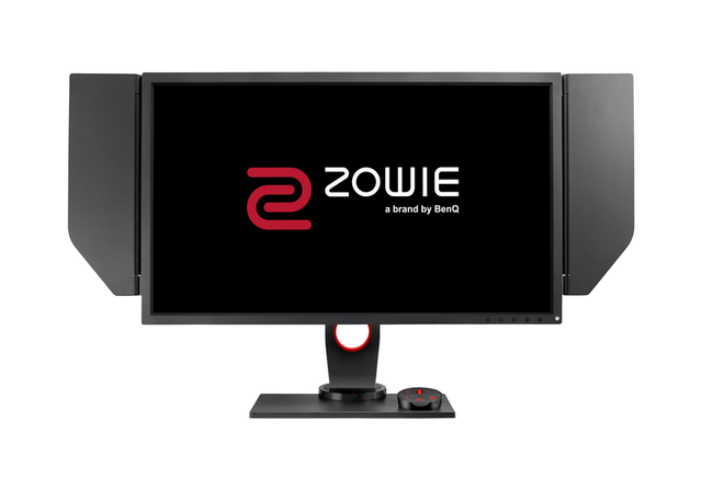 Photo of BenQ Japan's gaming display for e-sports with DyAc + technology that realizes 0.5 ms response speed and 240 Hz refresh rate