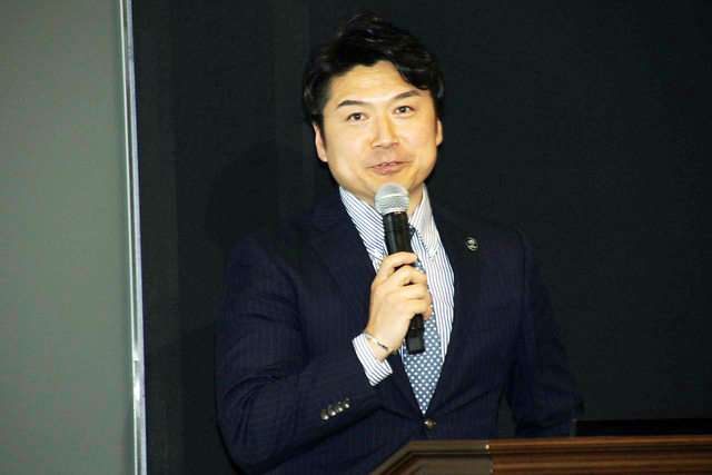 株式会社ジェイ・スポーツ編成部編成チームラグビー担当大野拓也氏