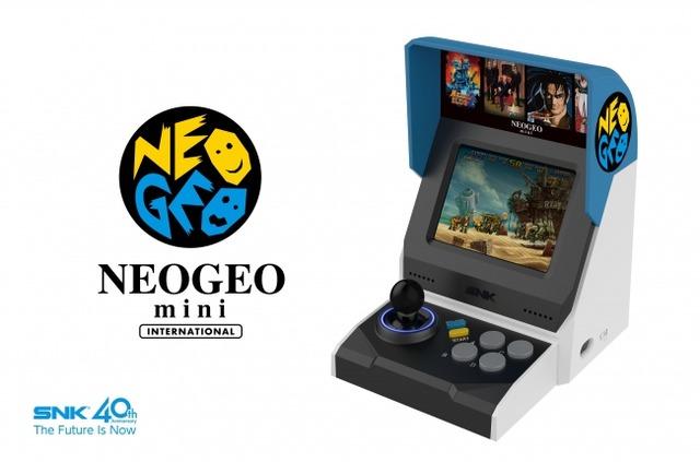 NEOGEO mini 海外版