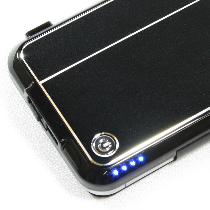充電対策はこれでOK! Lightningコネクター対応クレードル&バッテリー内蔵ケース【イケショップのレアもの】