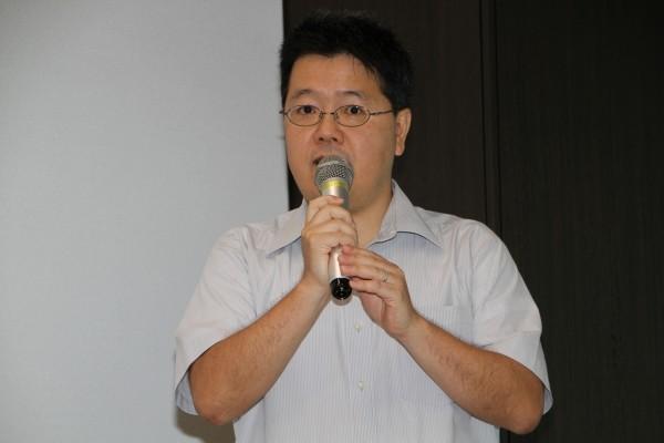 NTTコミュニケーションズ クラウドサービス部 林雅之氏