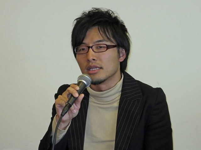 株式会社Cerevo代表取締役 岩佐琢磨 氏